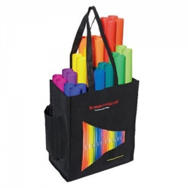 BoomWhacker 붐웨커 가방 (캐리어형/BWMP-BAG)/RYTHM BAND BOOMWHACKERS TOTE BAG(BWMP-BAG)