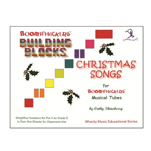 Boomwhackers Building Blocks: Christmas Songs