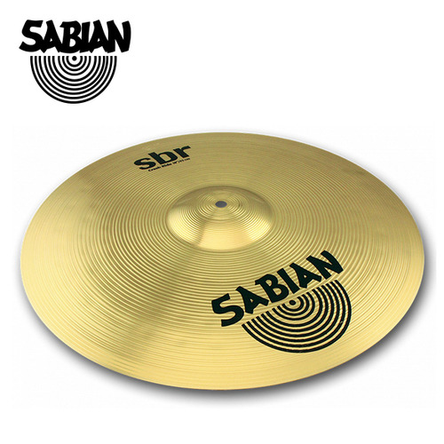 "SABIAN 18"" SBR CRASH RIDE 심벌"