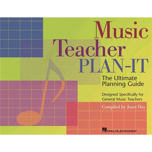 Music Teacher Plan It