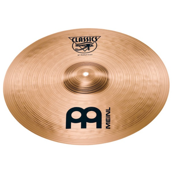 Meinl Classic Medium Crash 심벌16인치 (C16MC)