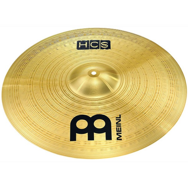 Meinl HCS Ride 심벌 20인치 Brass HCS20R