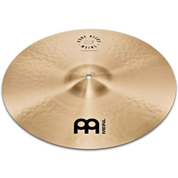 Meinl Pure Alloy 16인치 Medium Crash Traditional PA16MC