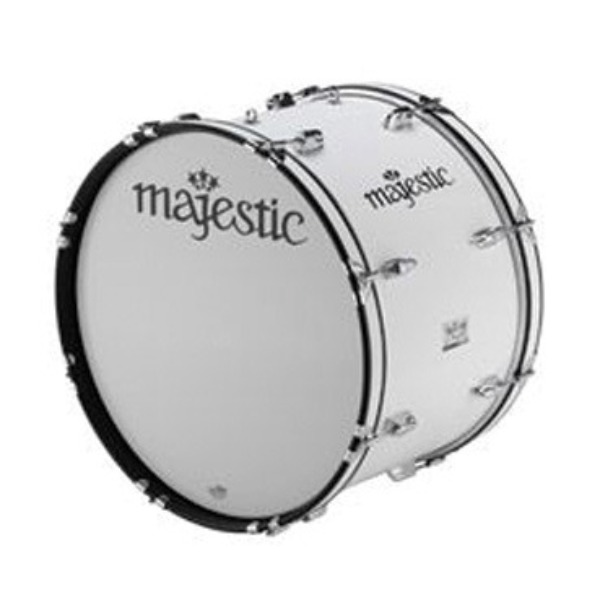 Majestic Contender Bass Drum 20인치 CBC2014-SW (CCH02 carrier)