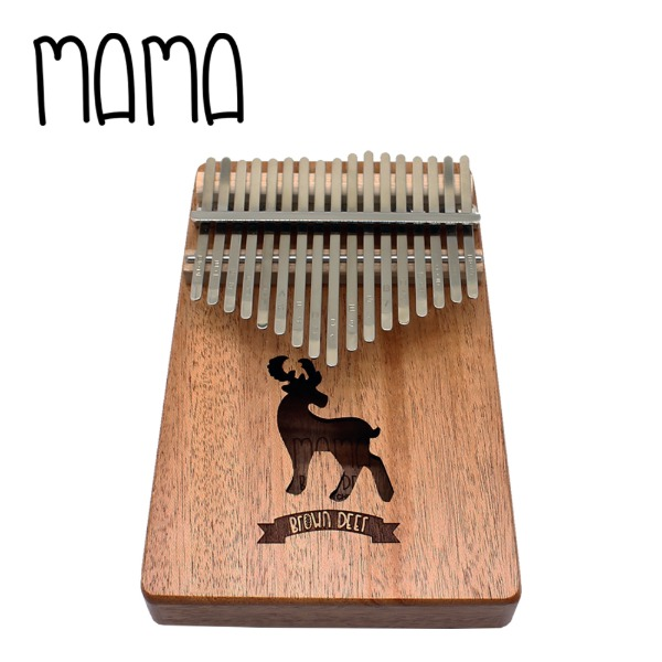 MAMA KALIMBA BROWN DEER (마마 칼림바 사슴)