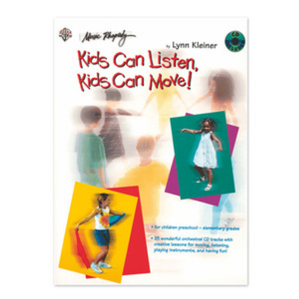 Kids can listen Kids can move + CD