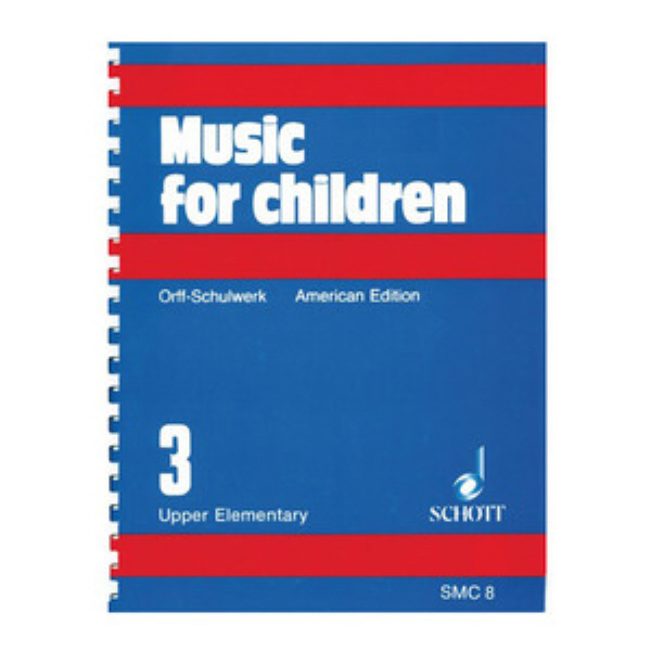MUSIC FOR CHILDREN 3