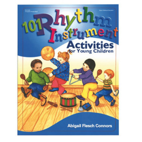 101 Rhythm Instrument Activitis For Young