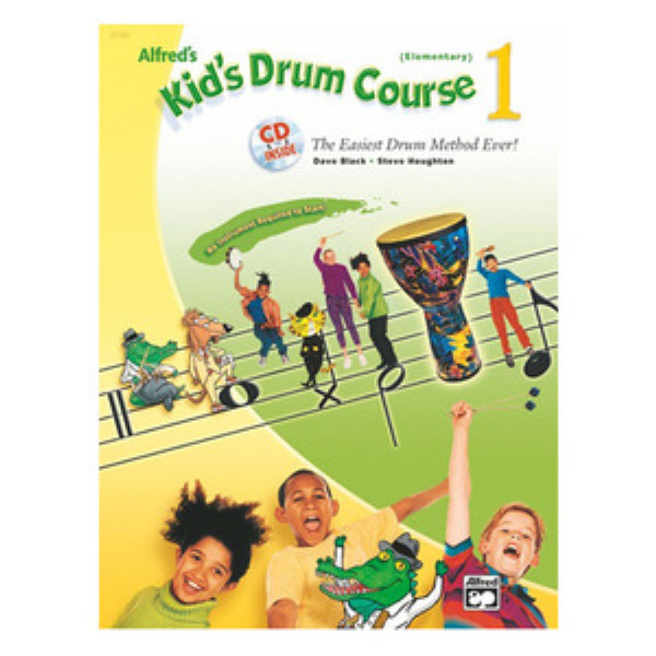 Alfreds Kids Drum Course 1