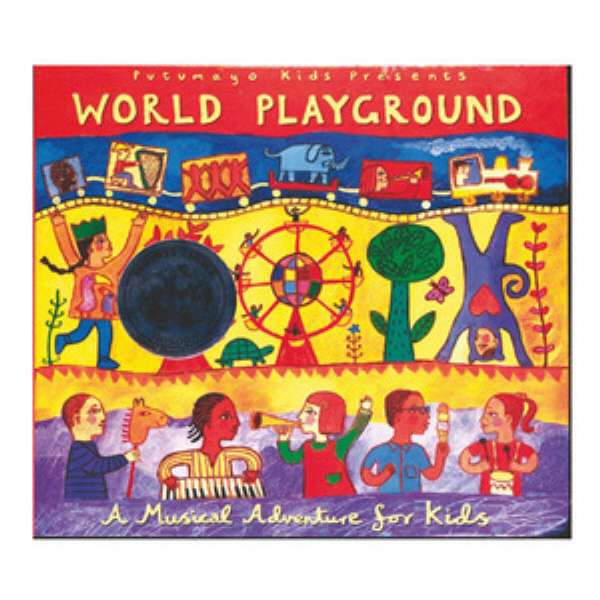 [CD] World Playground