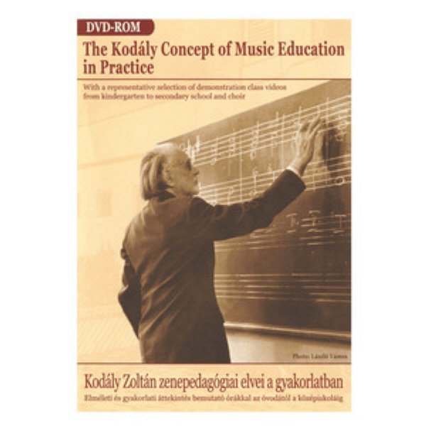 [DVD] Kodaly Concept Of Music Education