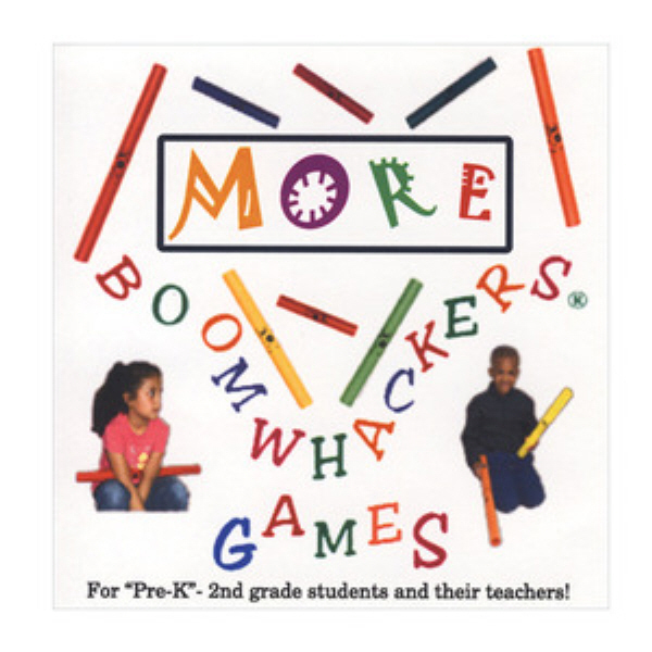 [CD] More Boomwhacker Games