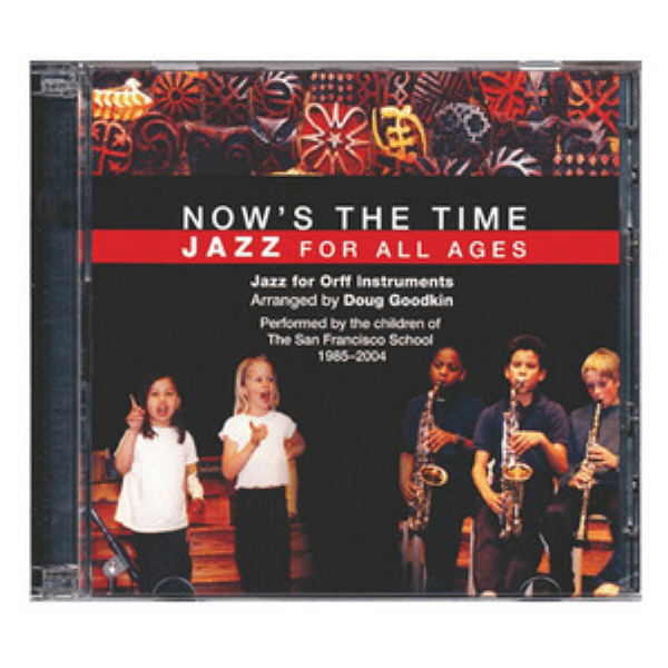 [CD] Nows the Time Jazz