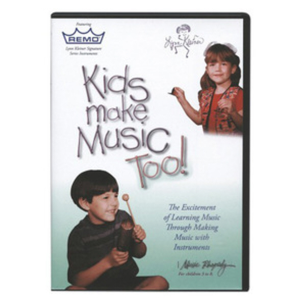 [DVD] Kids Make Music Too