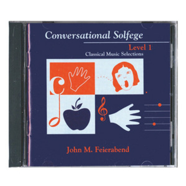 [CD] Conversational Solfege 1