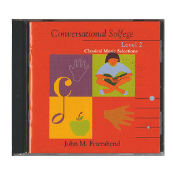 [CD] Conversational Solfege 2