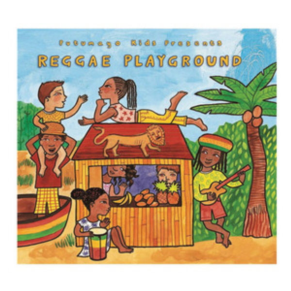 [CD] Reggae Playground
